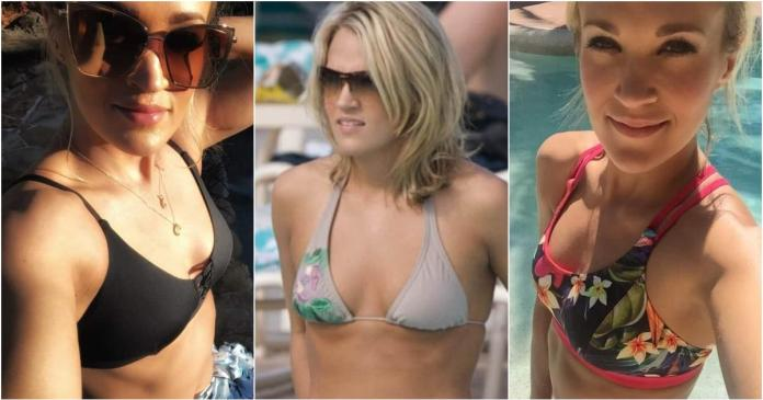 57 Carrie Underwood Sexy Pictures Prove She Is A Godden From Heaven