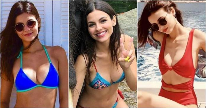 57 Victoria Justice Sexy Pictures Will Make You Addicted To Her Beauty