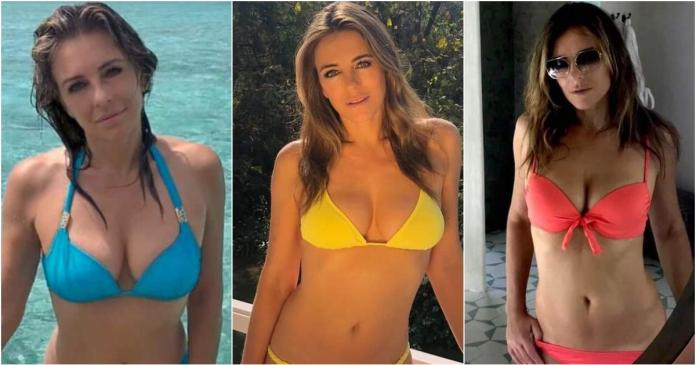 58 Elizabeth Hurley Sexy Pictures Prove She Is A True Goddess