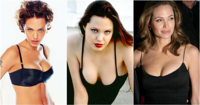 59 Angelina Jolie Sexy Pictures Are Truly Epic