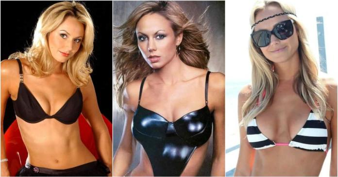 59 Stacy Keibler Sexy Pictures Prove She Is Hotter Than Tobasco