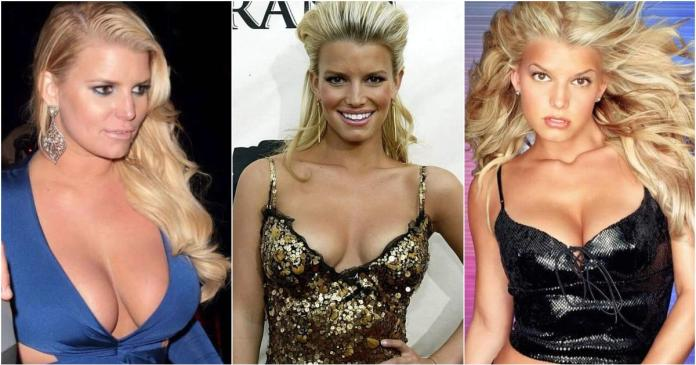 62 Jessica Simpson Sexy Pictures Will Make You Want To Marry Her