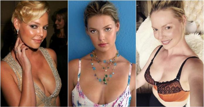 62 Katherine Heigl Sexy Pictures Are Filled Hotness