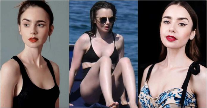 62 Lily Collins Sexy Pictures Prove Her Beauty Is Matchless
