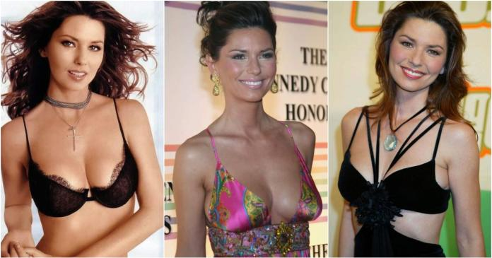 62 Shania Twain Sexy Pictures Will Get You Hot Under Your Collars