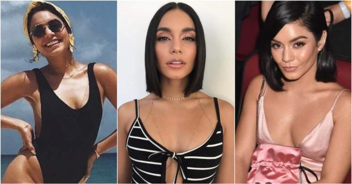 62 Vanessa Hudgens Sexy Pictures Will Literally Hypnotise With Her Physique
