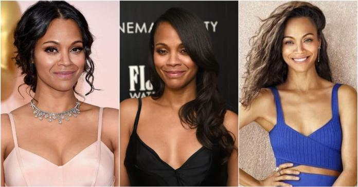 62 Zoe Saldana Sexy Pictures Will Literally Hypnotise With Her Physique