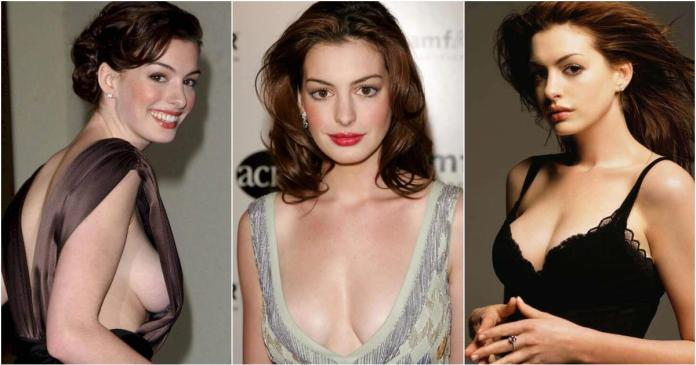 63 Anne Hathaway Sexy Pictures Will Make You Fall In Love With Her