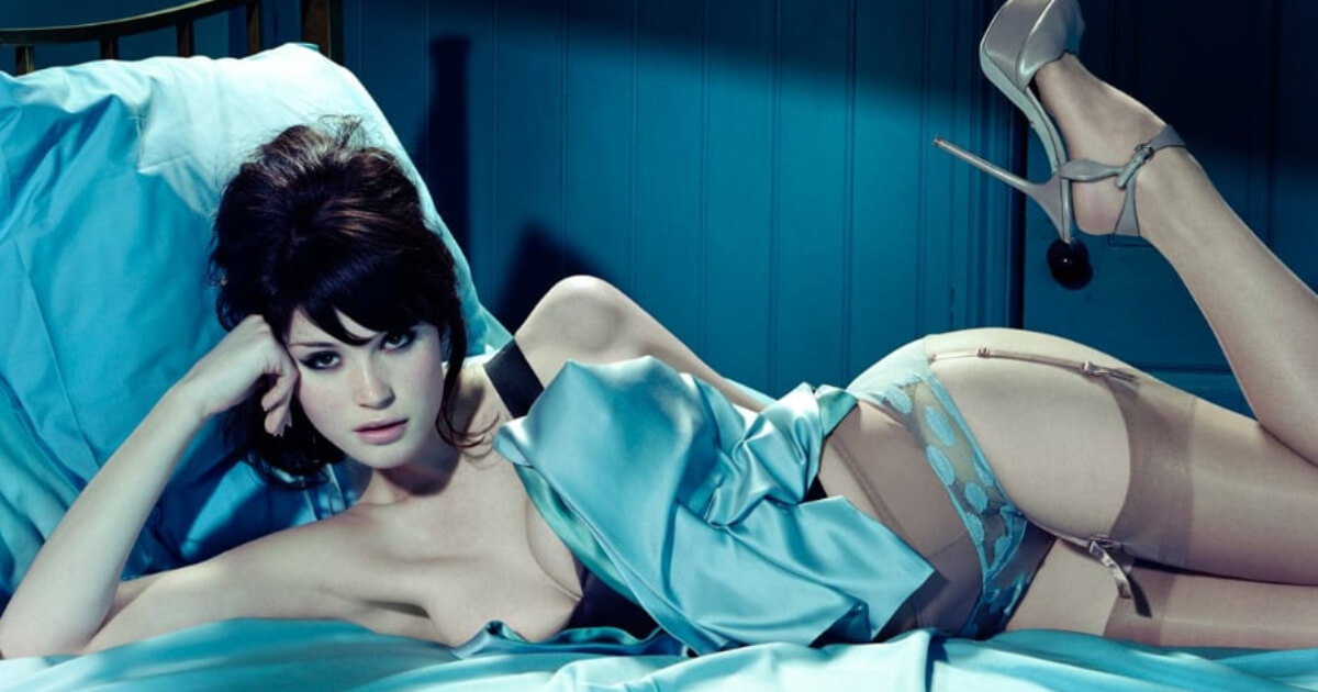 Gemma Arterton Sexy Pictures Are Heavenly Cbg