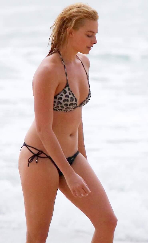 Robbie pics margot hot Margot Robbie