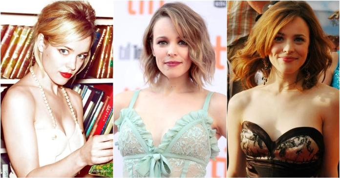 63 Rachel McAdams Sexy Pictures Will Drive You Nuts For Her