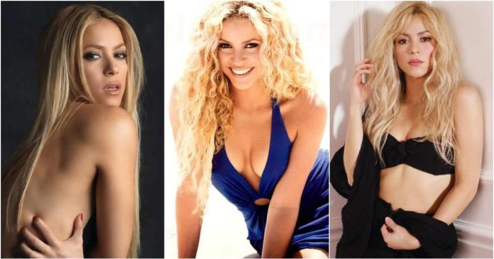 63 Shakira Sexy Pictures Will Make You Fall In Love With Her