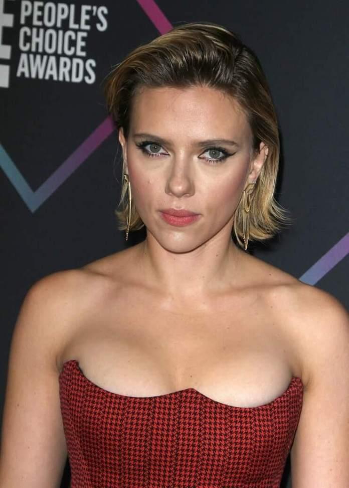 Scarlett Johansson Cleavage   The Fappening. 2014-2020 ...   Scarlett Johansson