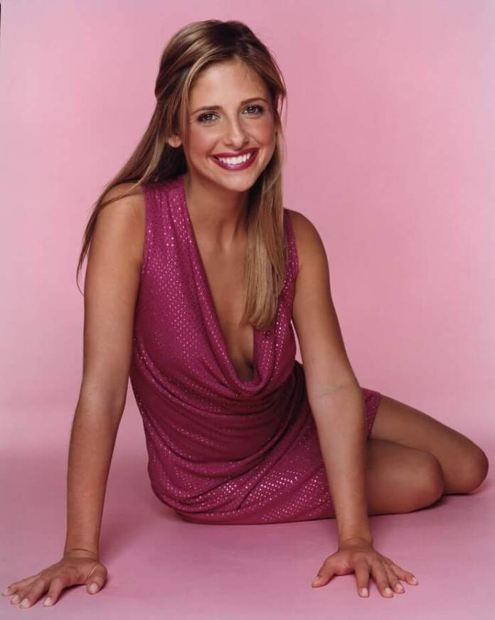56 Sarah Michelle Gellar Sexy Pictures Prove She Is An Angel In Human Form   CBG