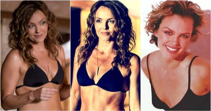 56 Dina Meyer Sexy Pictures Will Take Your Breathe Away