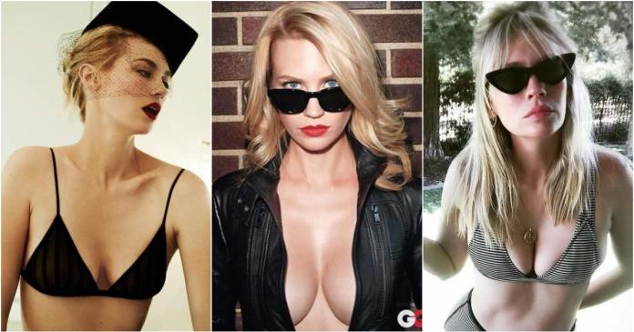 57 January Jones Sexy Pictures Will Make You Addicted To Her Beauty