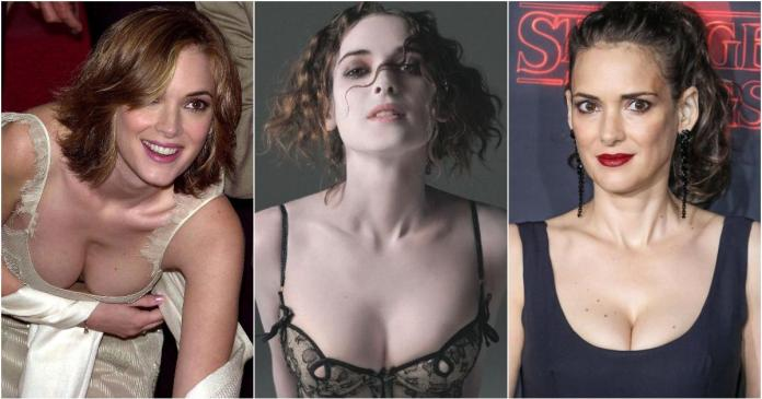 61 Winona Ryder Sexy Pictures Prove Her Beauty Is Matchless