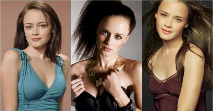 62 Alexis Bledel Sexy Pictures Are Just Too Damn Beautiful