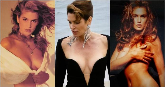 62 Cindy Crawford Sexy Pictures Will Get You Hot Under Your Collars