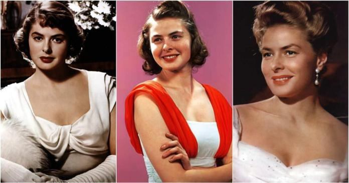 62 Ingrid Bergman Sexy Pictures Will Drive You Nuts For Her