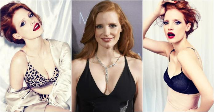 62 Jessica Chastain Sexy Pictures Are Just Too Damn Beautiful