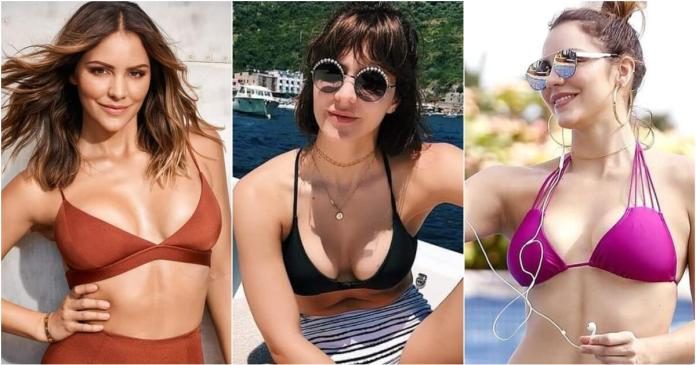 62 Katharine McPhee Sexy Pictures Will Literally Hypnotise With Her Physique