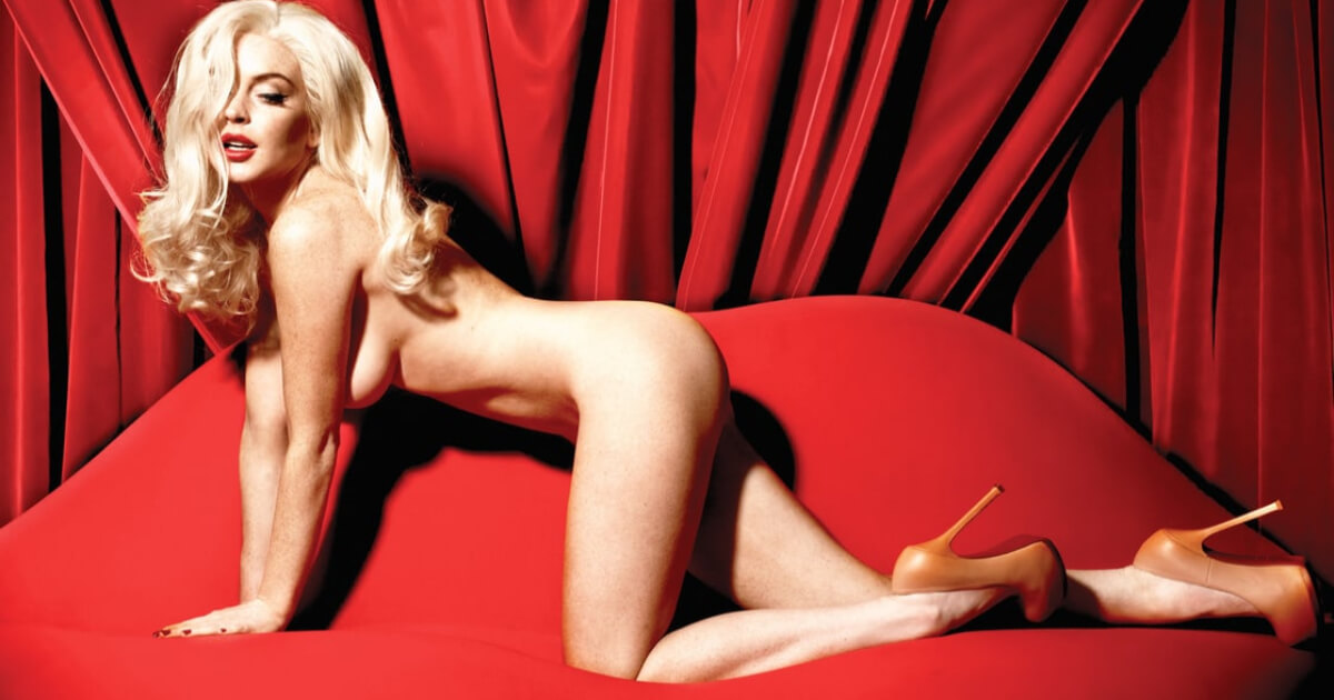 Lindsay Lohan Sexy Pictures Are Pure Bliss Cbg