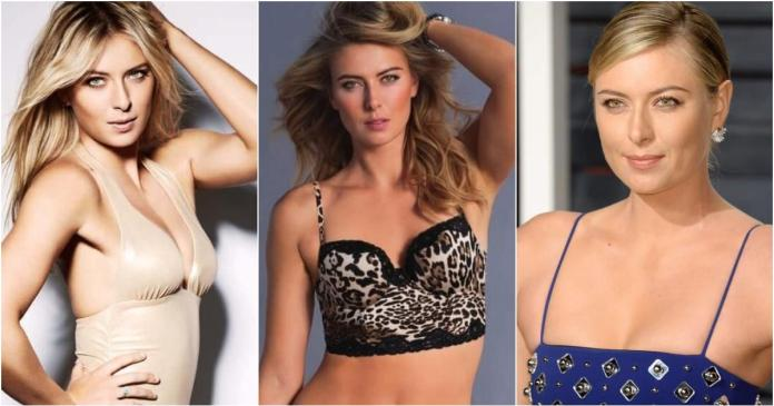 62 Maria Sharapova Sexy Pictures Are Just Too Damn Beautiful