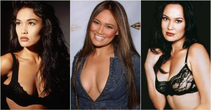 62 Tia Carrere Sexy Pictures Will Literally Hypnotise With Her Physique