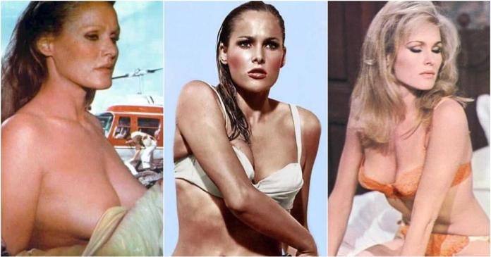 62 Ursula Andress Sexy Pictures Will Make You Want To Marry Her