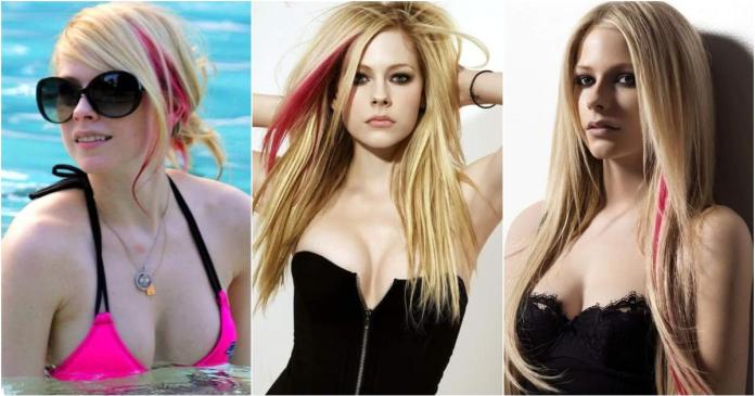 63 Avril Lavigne Sexy Pictures Will Hypnotise You With Her Beauty