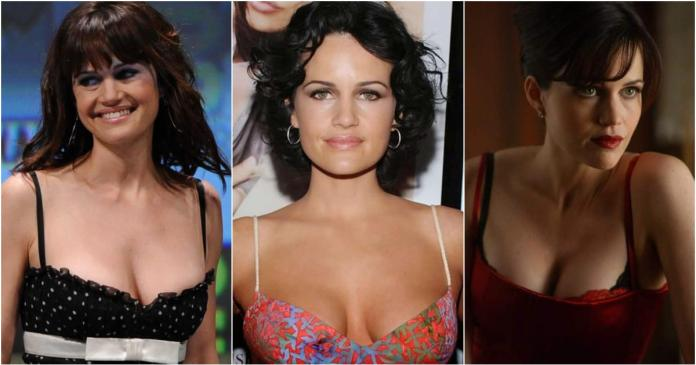 63 Carla Gugino Sexy Pictures Will Hypnotise You With Her Beauty