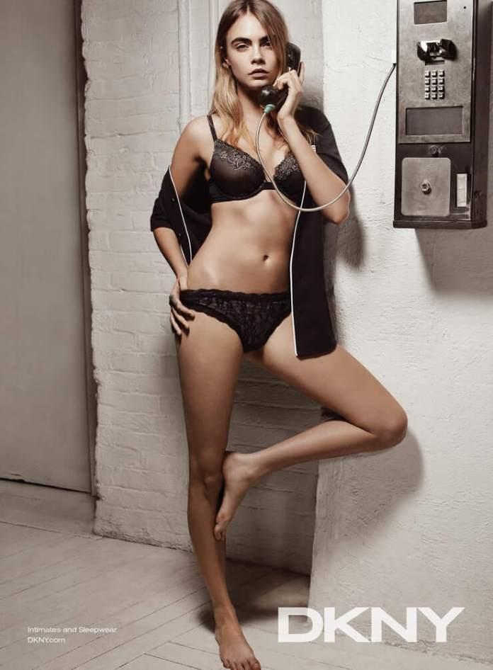 cara delevingne bikini