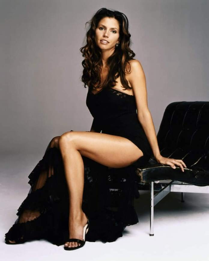 charisma carpenter feet