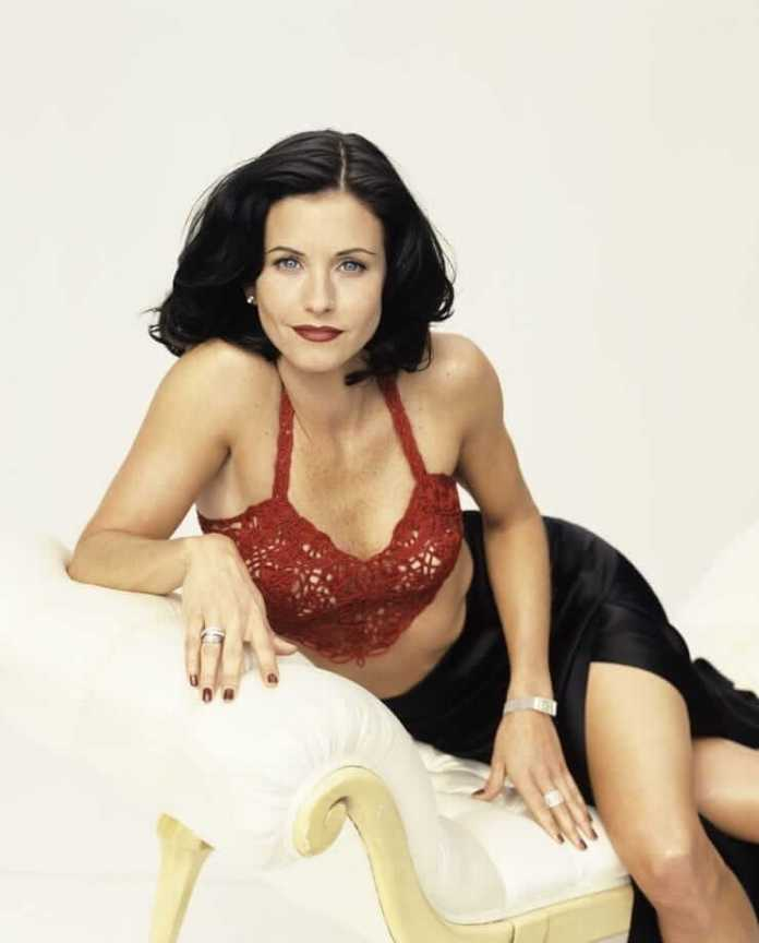 courteney cox sexy