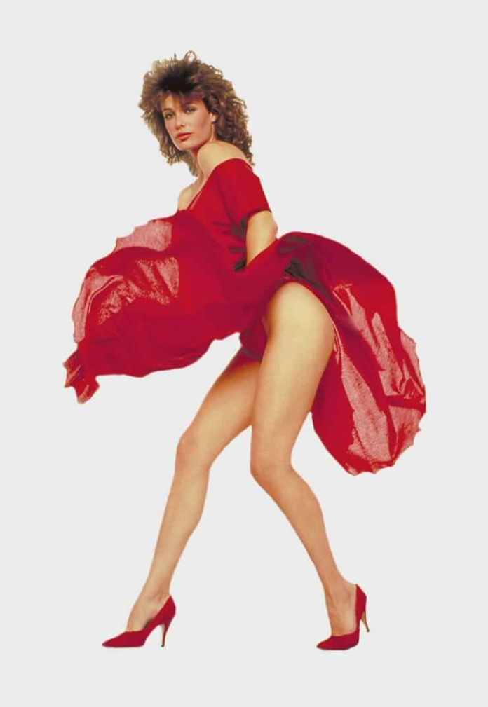 kelly lebrock butt