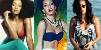 61 Solange Knowles Sexy Pictures Uncover Her Awesome Body