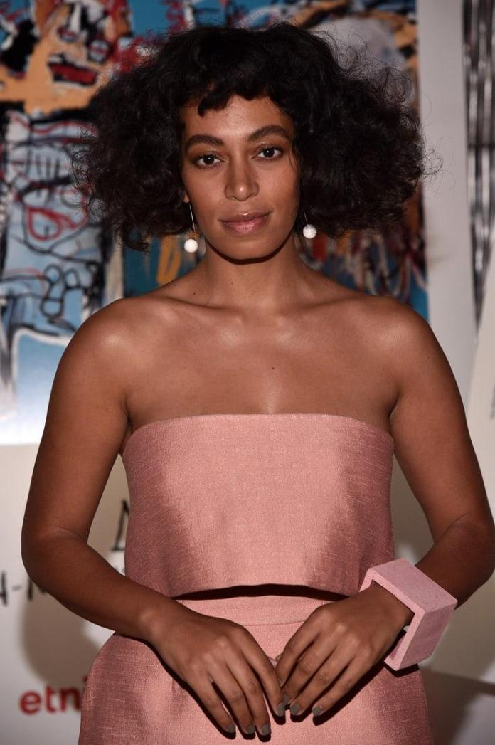 Solange Knowles hot