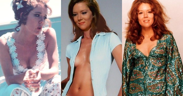 41 Hottest Pictures Of Diana Rigg