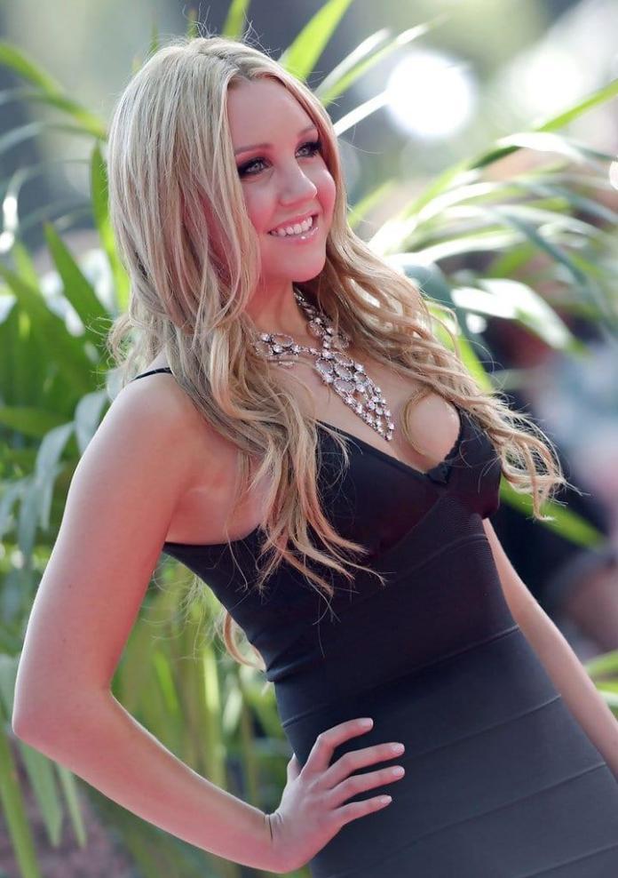 Amanda Bynes sexy pic