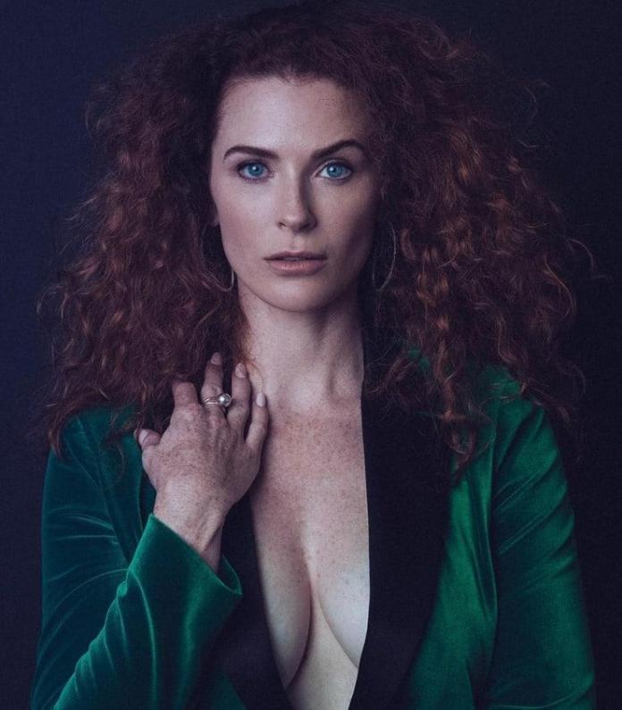 Bridget Regan sexy
