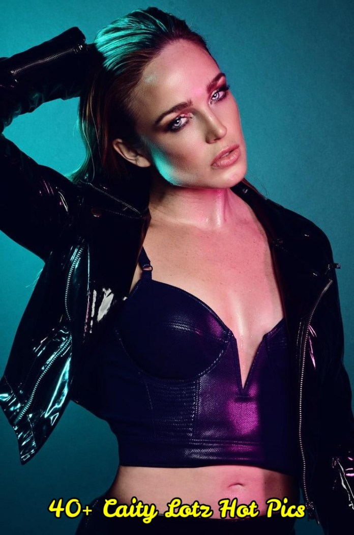 Caity Lotz hot pictures