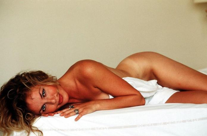 Connie Nielsen hot look