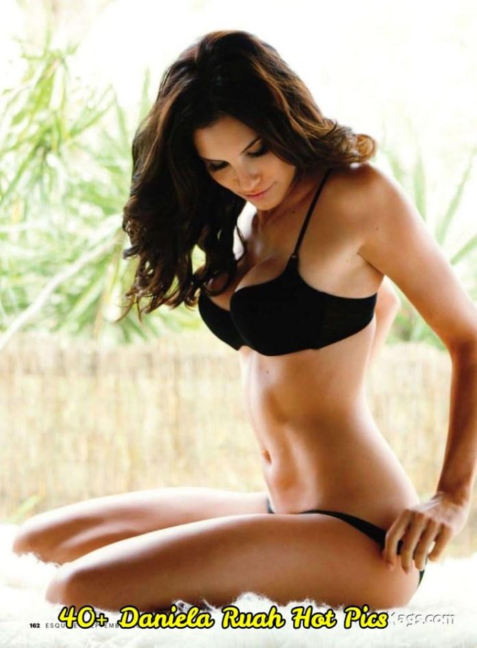 Daniela Ruah hot pictures