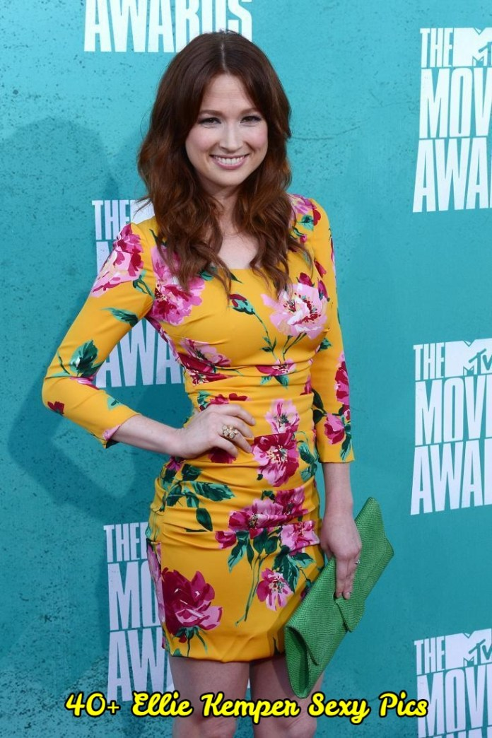 Ellie Kemper sexy pictures