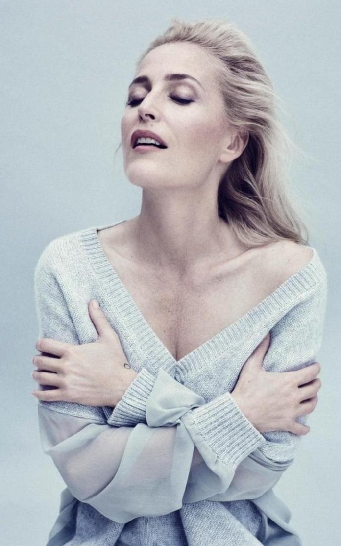 Gillian Anderson sexy pic