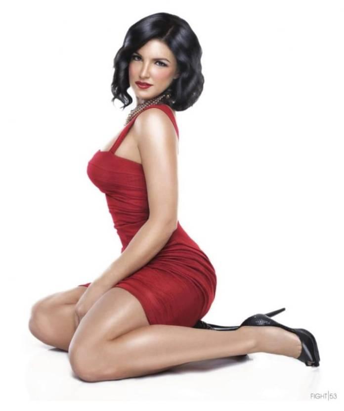Gina Carano hot pic