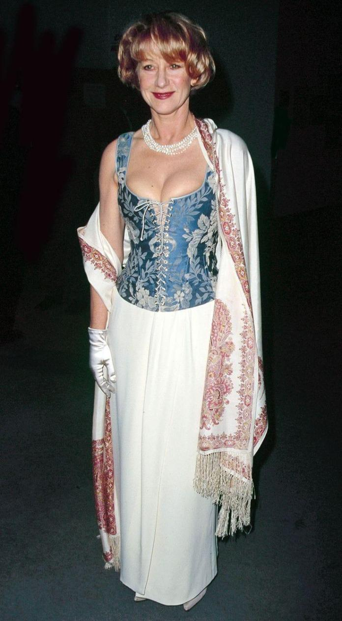 Helen Mirren sexy pics