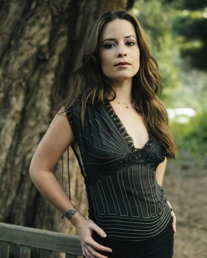 Holly Marie Combs sexy look