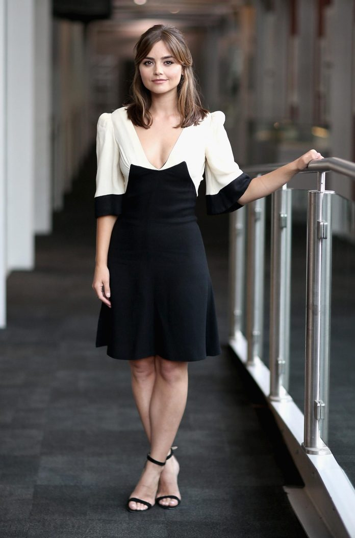 Jenna Coleman sexy pic